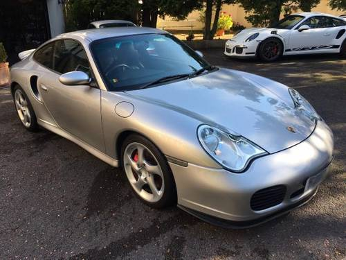 2003 Porsche 996 Turbo Manual For Sale (picture 2 of 6)