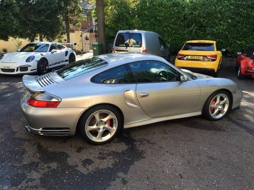2003 Porsche 996 Turbo Manual For Sale (picture 3 of 6)