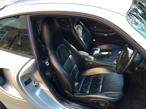 2003 Porsche 996 Turbo Manual For Sale (picture 6 of 6)