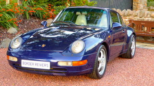 1994 Porsche 993 Tip Coupe  SOLD (picture 1 of 6)
