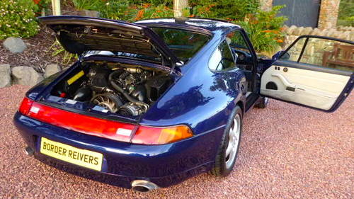 1994 Porsche 993 Tip Coupe  SOLD (picture 5 of 6)