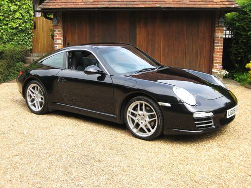2009 Porsche 911 (997) Gen 2 Targa 4 PDK With Only 37,000 Miles For Sale (picture 1 of 6)