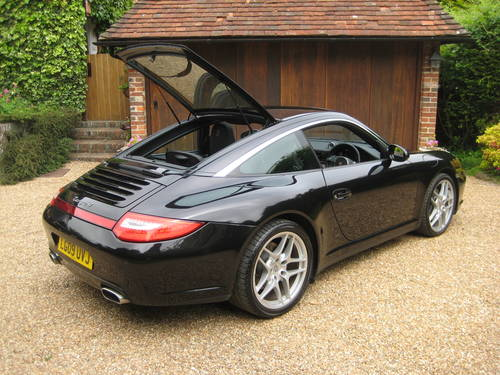 2009 Porsche 911 (997) Gen 2 Targa 4 PDK With Only 37,000 Miles For Sale (picture 5 of 6)
