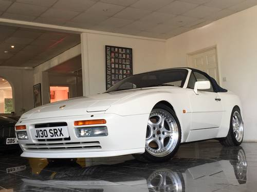 1991 Porsche 944 Turbo Cabriolet For Sale (picture 1 of 6)