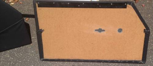 Porsche 356 seats & panels connoly leather For Sale (picture 6 of 6)
