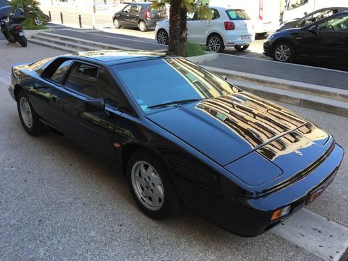 1988 LOTUS ESPRIT TURBO 2.2L 218CV For Sale (picture 2 of 6)