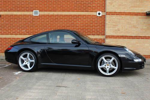Porsche 911 997 Carrera 2 2007 (07) *SOLD* For Sale (picture 1 of 6)