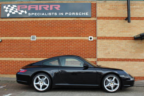 Porsche 911 997 Carrera 2 2007 (07) *SOLD* For Sale (picture 2 of 6)