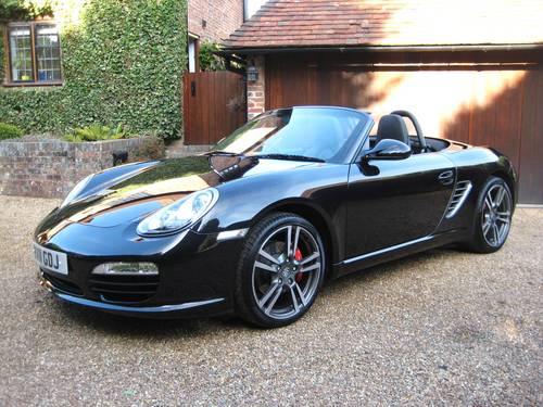 2011 Porsche Boxster (987 Gen 11) 3.4 S PDK With Just 5,000 Miles For Sale (picture 1 of 6)