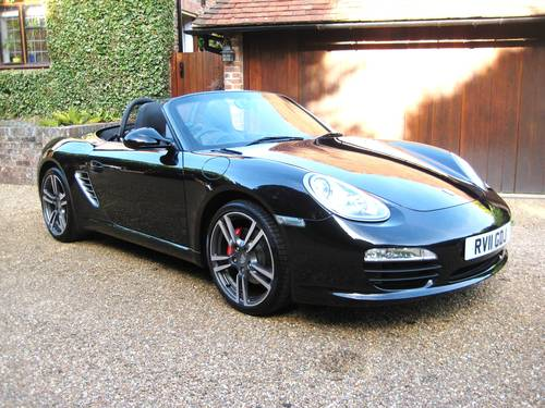 2011 Porsche Boxster (987 Gen 11) 3.4 S PDK With Just 5,000 Miles For Sale (picture 2 of 6)