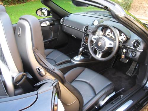 2011 Porsche Boxster (987 Gen 11) 3.4 S PDK With Just 5,000 Miles For Sale (picture 3 of 6)