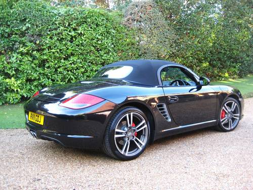2011 Porsche Boxster (987 Gen 11) 3.4 S PDK With Just 5,000 Miles For Sale (picture 5 of 6)