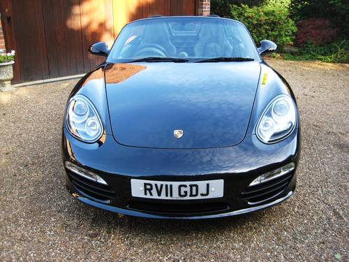 2011 Porsche Boxster (987 Gen 11) 3.4 S PDK With Just 5,000 Miles For Sale (picture 6 of 6)