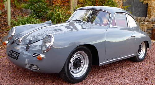 1959 Porsche 356 RHD Coupe SOLD (picture 1 of 6)