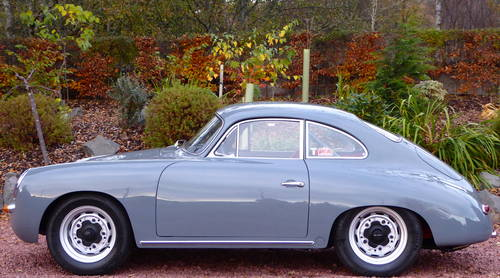 1959 Porsche 356 RHD Coupe SOLD (picture 2 of 6)