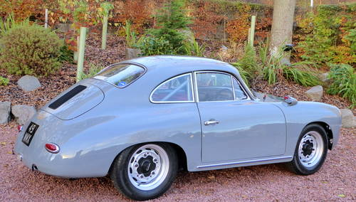 1959 Porsche 356 RHD Coupe SOLD (picture 6 of 6)