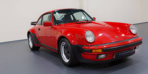 1989 WANTED Porsche 930 Turbo  For Sale (picture 2 of 5)