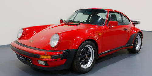 1989 WANTED Porsche 930 Turbo  For Sale (picture 3 of 5)