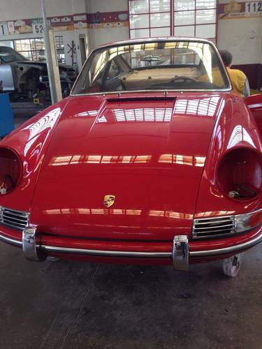 Porsche 911 SWB 02/1965  For Sale (picture 5 of 6)