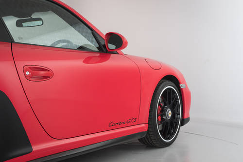 2011 PORSCHE 997 GTS COUPE SOLD (picture 5 of 6)