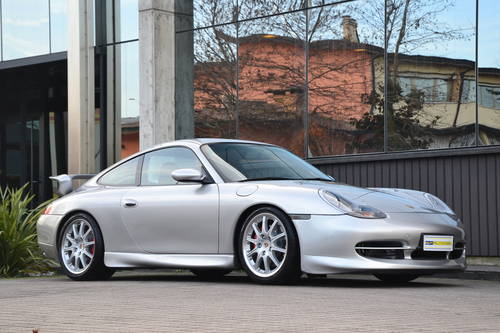 1999 Porsche 996 GT3 MK1  For Sale (picture 2 of 6)