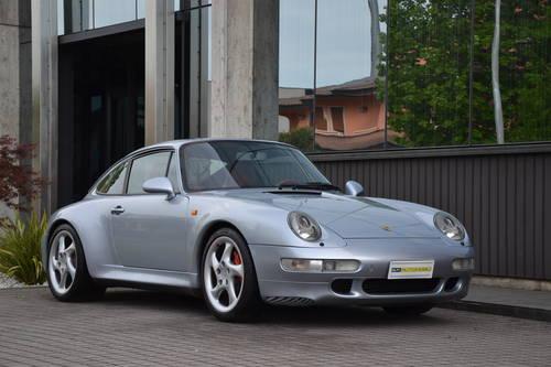 1996 Porsche 993 Carrera 4S For Sale (picture 1 of 6)