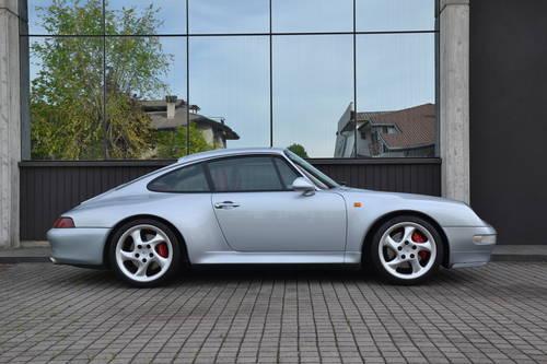 1996 Porsche 993 Carrera 4S For Sale (picture 2 of 6)