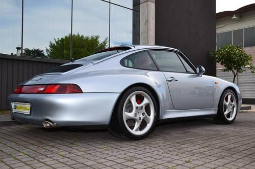 1996 Porsche 993 Carrera 4S For Sale (picture 3 of 6)