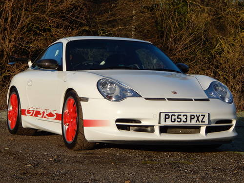 2003 Porsche 911 (996) GT3 RS (one of just 140 cars!) For Sale (picture 1 of 6)
