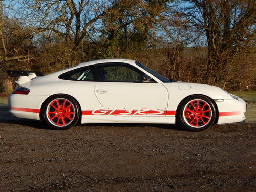 2003 Porsche 911 (996) GT3 RS (one of just 140 cars!) For Sale (picture 2 of 6)