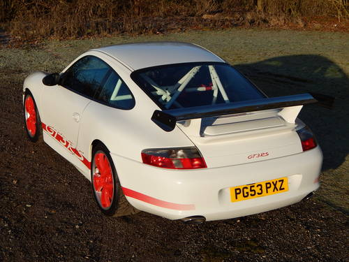 2003 Porsche 911 (996) GT3 RS (one of just 140 cars!) For Sale (picture 3 of 6)