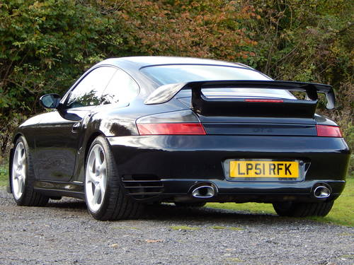 2002 Porsche 911 (996) GT2 Mk1 For Sale (picture 3 of 6)