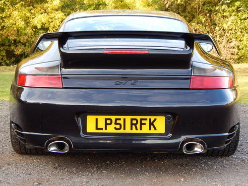 2002 Porsche 911 (996) GT2 Mk1 For Sale (picture 6 of 6)