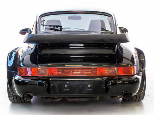 1991 Porsche 965 Turbo LHD 3.3L Black Coupe For Sale (picture 3 of 6)