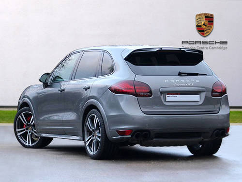 Porsche Cayenne Gts For Sale >> Porsche Cayenne Gts 2012 V8 For Sale Car And Classic