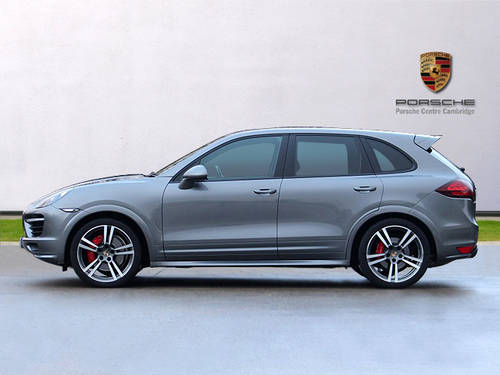 Porsche Cayenne GTS 2012 V8 For Sale (picture 5 of 6)