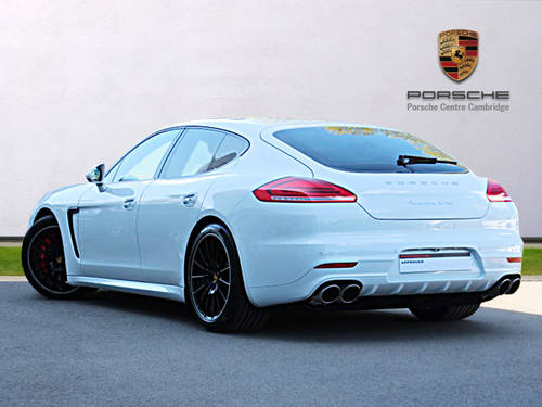 2016 UNDER 100 MILES - Porsche Panamera Turbo V8 PDK For Sale (picture 2 of 6)