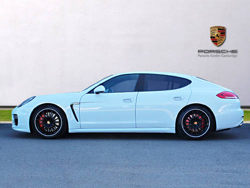 2016 UNDER 100 MILES - Porsche Panamera Turbo V8 PDK For Sale (picture 5 of 6)