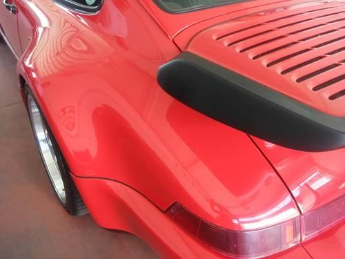 """1991 PORSCHE  964 TURBO with many  """"S"""" UPDATE  : 381 HP For Sale (picture 3 of 6)"""