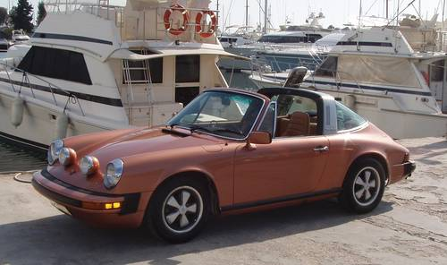 1977 Porsche 911 S 2.7 Targa, preserved and stunning For Sale (picture 2 of 6)