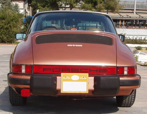 1977 Porsche 911 S 2.7 Targa, preserved and stunning For Sale (picture 3 of 6)