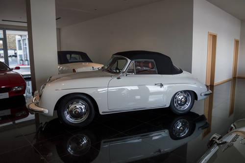 1961 Porsche 356 B Cabrio Super 90 For Sale (picture 2 of 6)