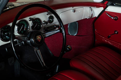 1961 Porsche 356 B Cabrio Super 90 For Sale (picture 3 of 6)