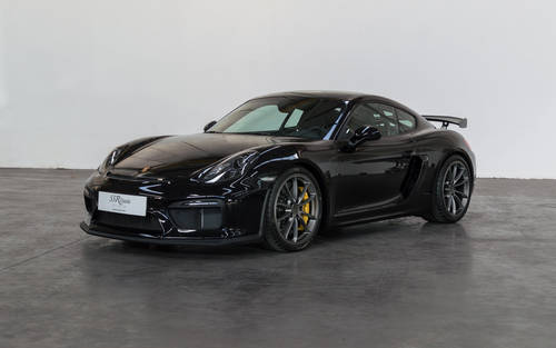 2016 Porsche Cayman GT 4 For Sale (picture 1 of 6)