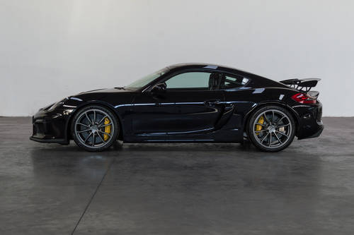 2016 Porsche Cayman GT 4 For Sale (picture 2 of 6)