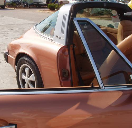 1977 Porsche 911 S 2.7 Targa, preserved and stunning For Sale (picture 5 of 6)