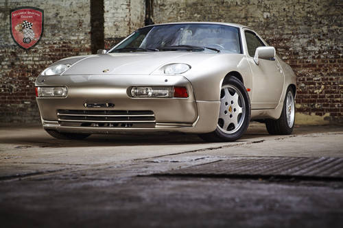 1990 Porsche 928 GT For Sale (picture 1 of 6)