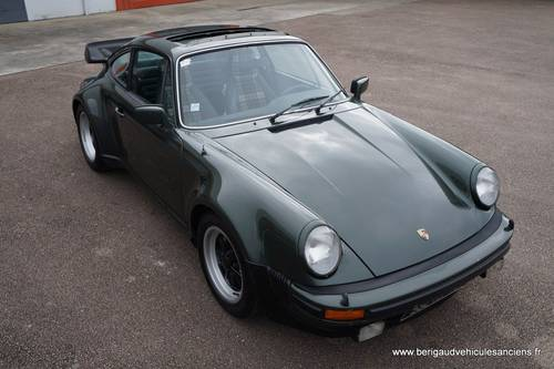 1979 Porsche 911 Turbo 3,3L 132 000 original kilometers For Sale (picture 1 of 6)