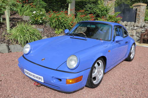 1989 Porsche 964rs Ngt Trib For Sale Car And Classic