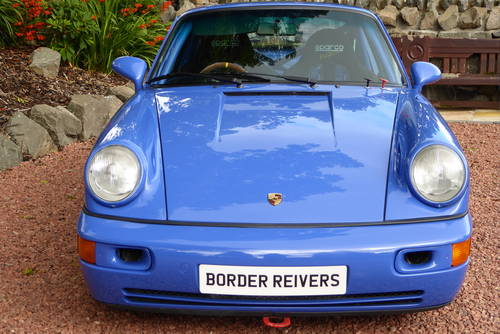 1989 Porsche 964RS N/GT trib For Sale (picture 2 of 6)